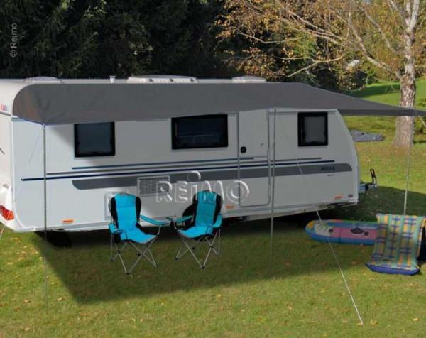 sonnensegel f r wohnwagen 250 x 240 cm como 2 anthrazit sonnensegel wohnwagen caravan. Black Bedroom Furniture Sets. Home Design Ideas