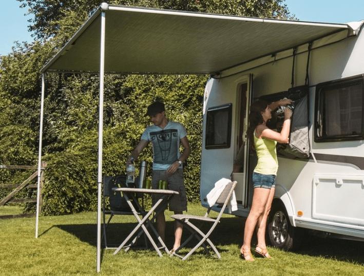 Thule Omnistor Markise 1200 G Nstig Kaufen Campingshop 24