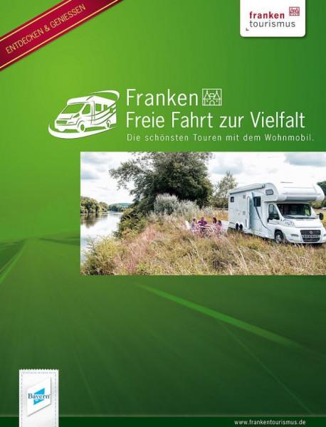 Mit dem Wohnmobil im Reiseland Franken