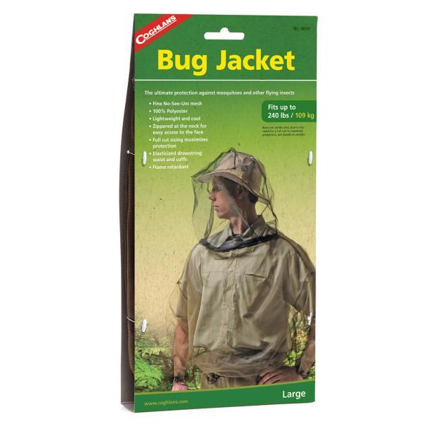 Coghlans Moskito Jacke Bug L