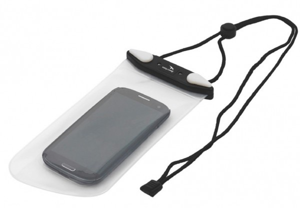 Wasserdichte Tasche für Smartphones