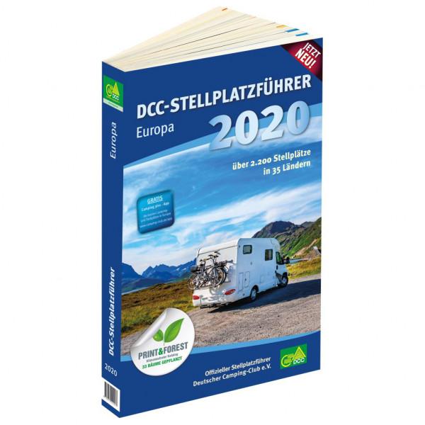 DCC-Stellplatzführer Europa 2020