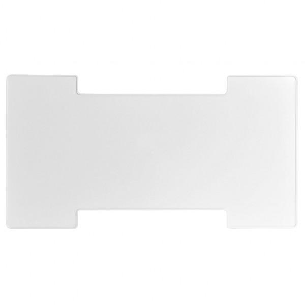Winterabdeckung für Thetford-Kühlschränke, Weiß, mittel 39,2 x 21 cm