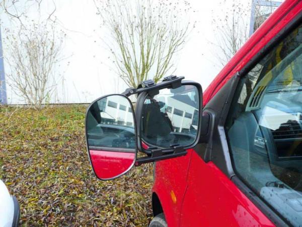 Caravan Aufsteckspiegel für große PKW-Außenspiegel