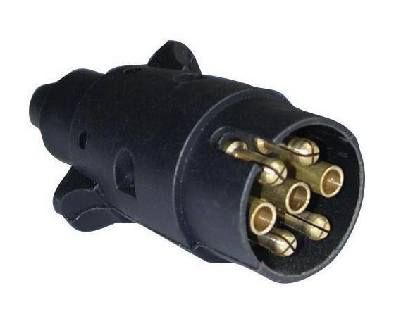 Stecker 12 Volt 7-polig