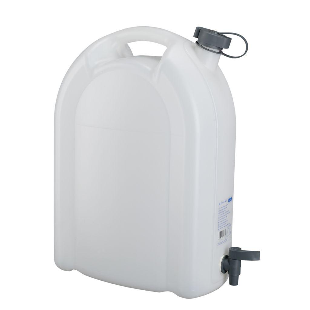 Wasserkanister mit Ablasshahn 20 l   4103810211775