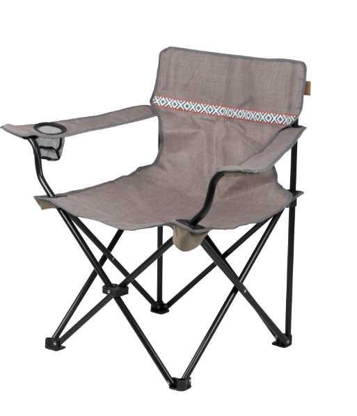 BoCamp Klappbarer Campingstuhl Romford   8712013046235