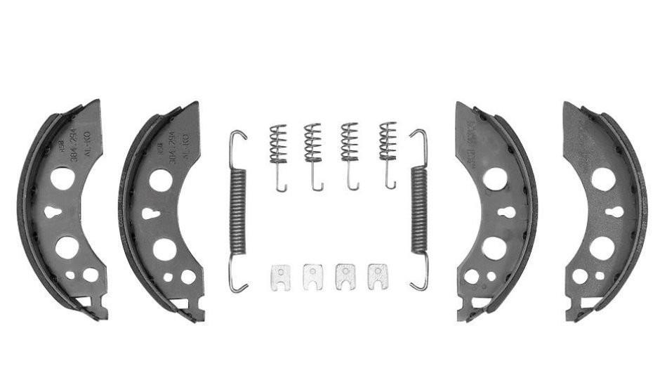 Bremsbackenset ALKO 20502051   4003718031171