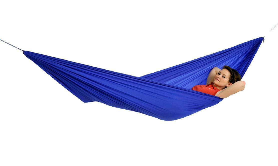Amazonas Hängematte Travel Set blau | 4030454002363