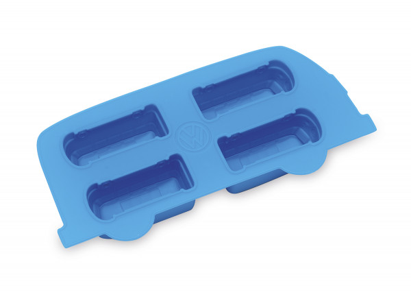 VW T1 Bulli Eiswürfelbereiter blau