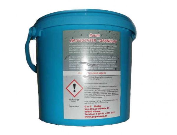 Luftentfeuchter Granulat HUMID 5 kg Eimer