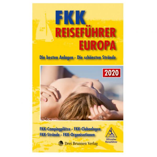FKK Reiseführer Europa 2020