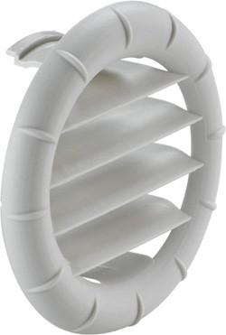Lamelleneinsatz für Endstück ENO grau für Klimaanlagen Saphir | 4041431728749