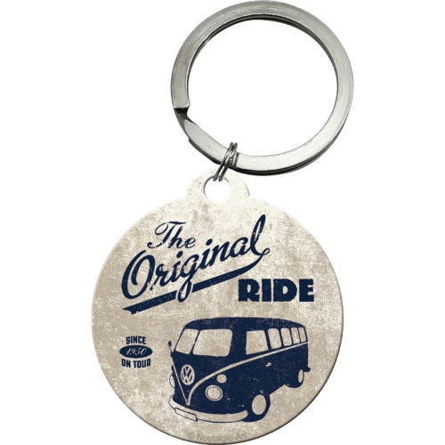 Schlüsselanhänger VW The Original Ride
