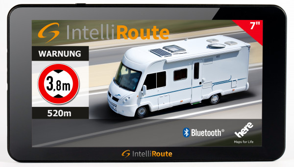 Car Guard Navi Intelliroute CA8020 DVR