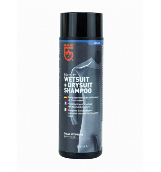 GearAid Revivex Wetsuit & Drysuit 250 ml Shampoo