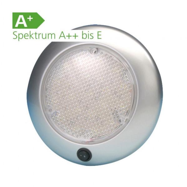 LED 12 Volt Deckenleuchte Dome