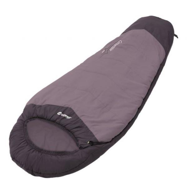 Outwell Schlafsack Convertible Junior purple