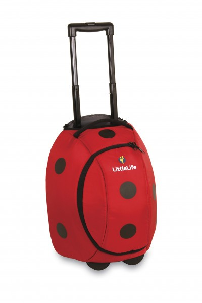 LittleLife Kinder-Trolley 'Ladybird'