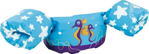 Schwimmhilfe Puddle Jumper hellblau