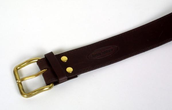 Basic Nature Geldgürtel Classic mokka 90 cm