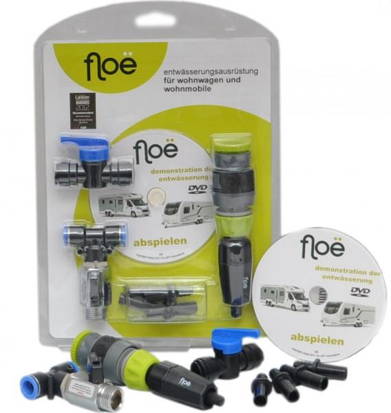 Floë Entwässerungsausrüstung für Wohnwagen und Wohnmobile