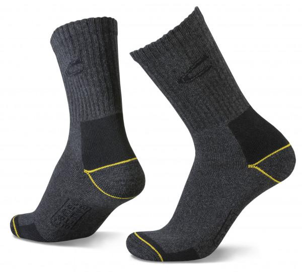 Camel Active Socke 'Boot', 2 Paar anthrazit, 43 - 46