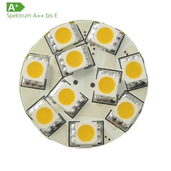 10 SMD LED Modul GZ4 12 Volt