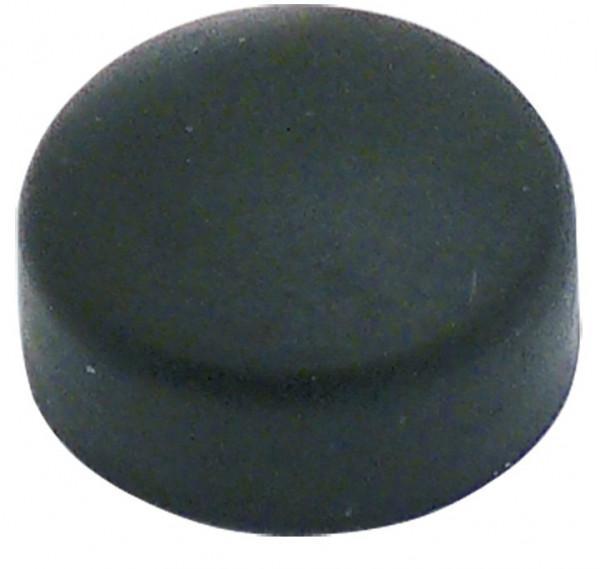 Schraubenabdeckung für Befestigungs-Schrauben zu Cramer-Kocher, -Spülen schwarz