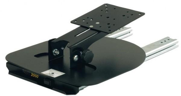 TV-Drehkonsole, dreh- und kippbar für 8-15 Zoll Fernseher
