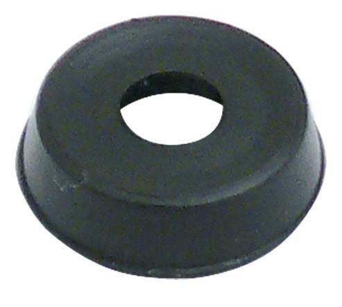 Unterlegscheibe für Befestigung zu Cramer-Kocher, -Spülen und -Kombinationen Edelstahl, schwarz