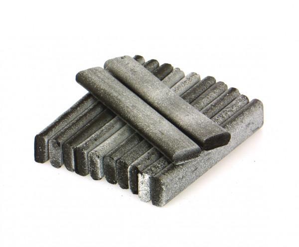 Holzkohlestäbchen für Taschenofen