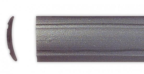 Leistenfüller 12 mm silber