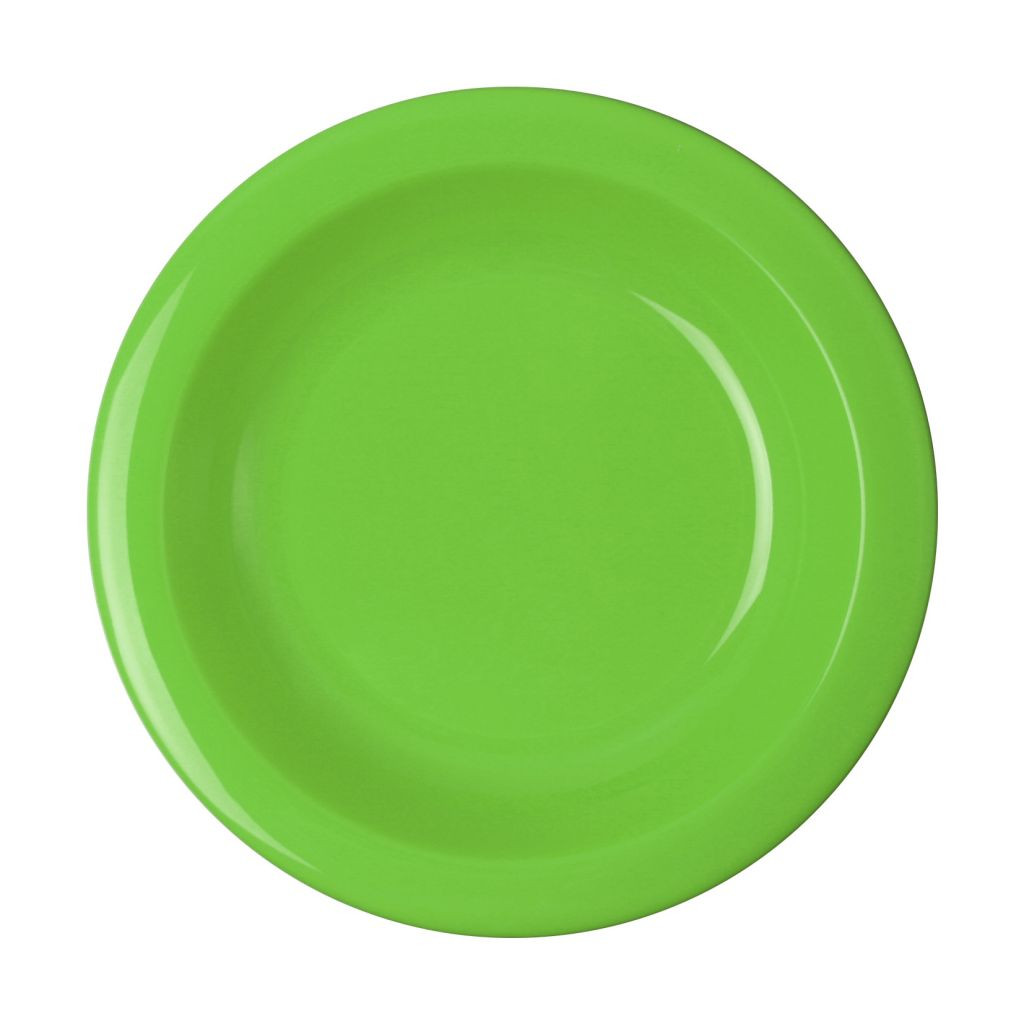 Waca Suppenteller tief kiwigrün | 4009085269438