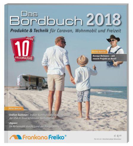 Frankana-Freiko Das Bordbuch 2018