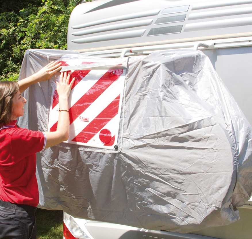 fiamma fahrradschutzh lle bike cover premium s camping. Black Bedroom Furniture Sets. Home Design Ideas