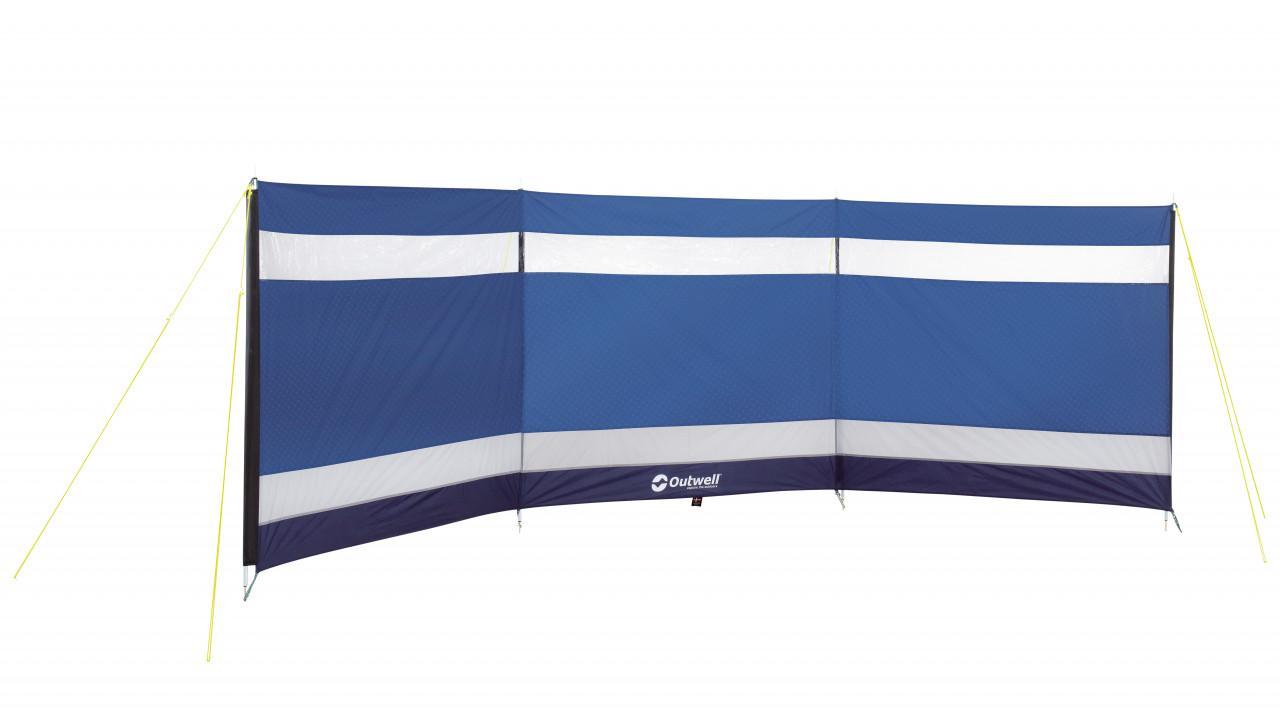 Outwell Windschutz 500 x 140 cm blau   5709388052421