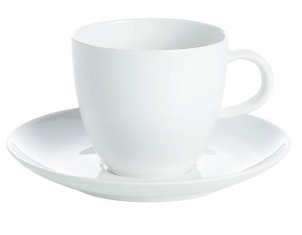 Edel-Weiss Tasse und Untertasse