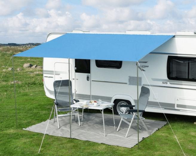 Sonnensegel Wohnwagen