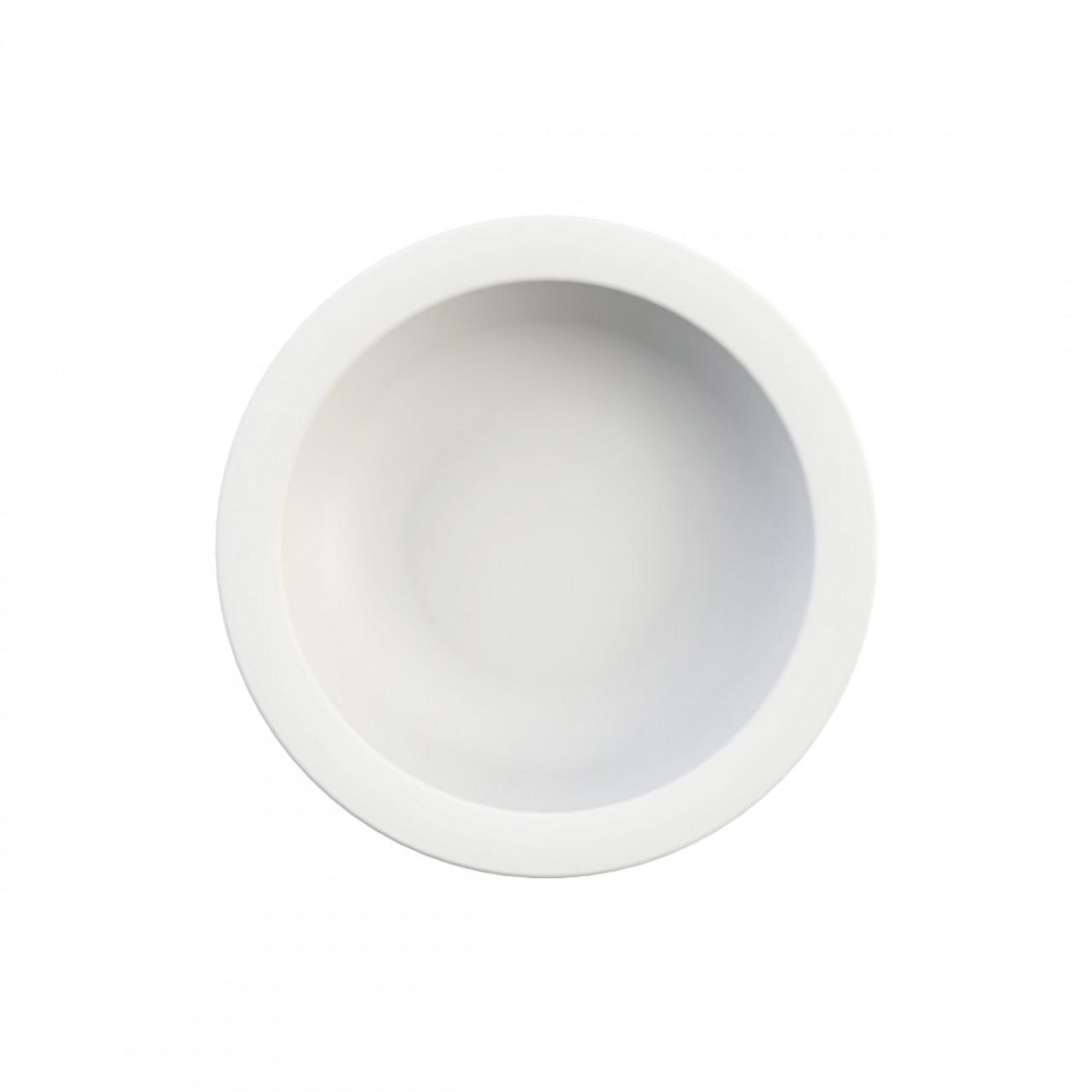 Waca PBT Teller tief weiß | 4009085269414