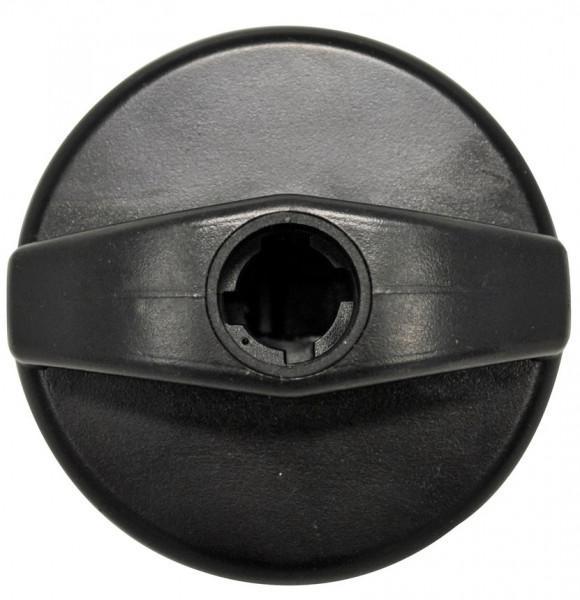 Tankdeckelverschluss schwarz für STS Schloss-System