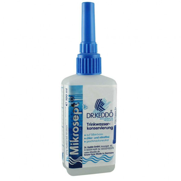 Wasserentkeimungsmittel Mikrosept® 100 ml Spritzverschluss