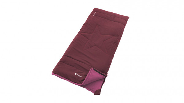 Outwell Schlafsack Champ Kids deep red