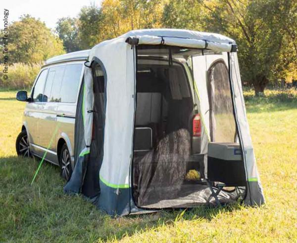 Heckzelt Upgrade Premium VW T5 + T6 mit Heckklappe