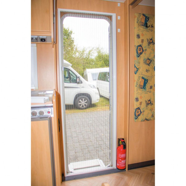 REMICare II Insektenschutztür für Wohnwagen 650×1800 mm