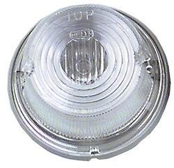 HELLA-Positions-Leuchte rund - Ersatzglas für 140/056