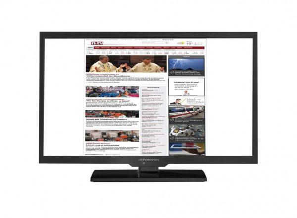Alphatronics SL-24 DSBI+ LED-TV 24 Zoll