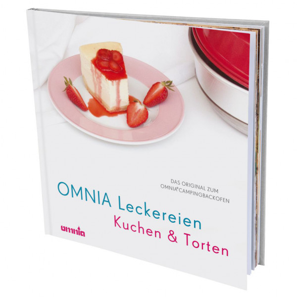 Omnia Kochbuch – Leckereien Kuchen & Torten