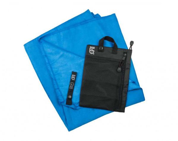 GearAid Microfiber Towel Handtuch 90 x 155 cm kobaltblau