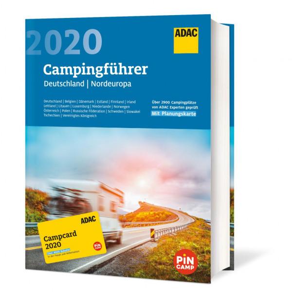 ADAC Camping-Caravaning-Führer Deutschland 2020